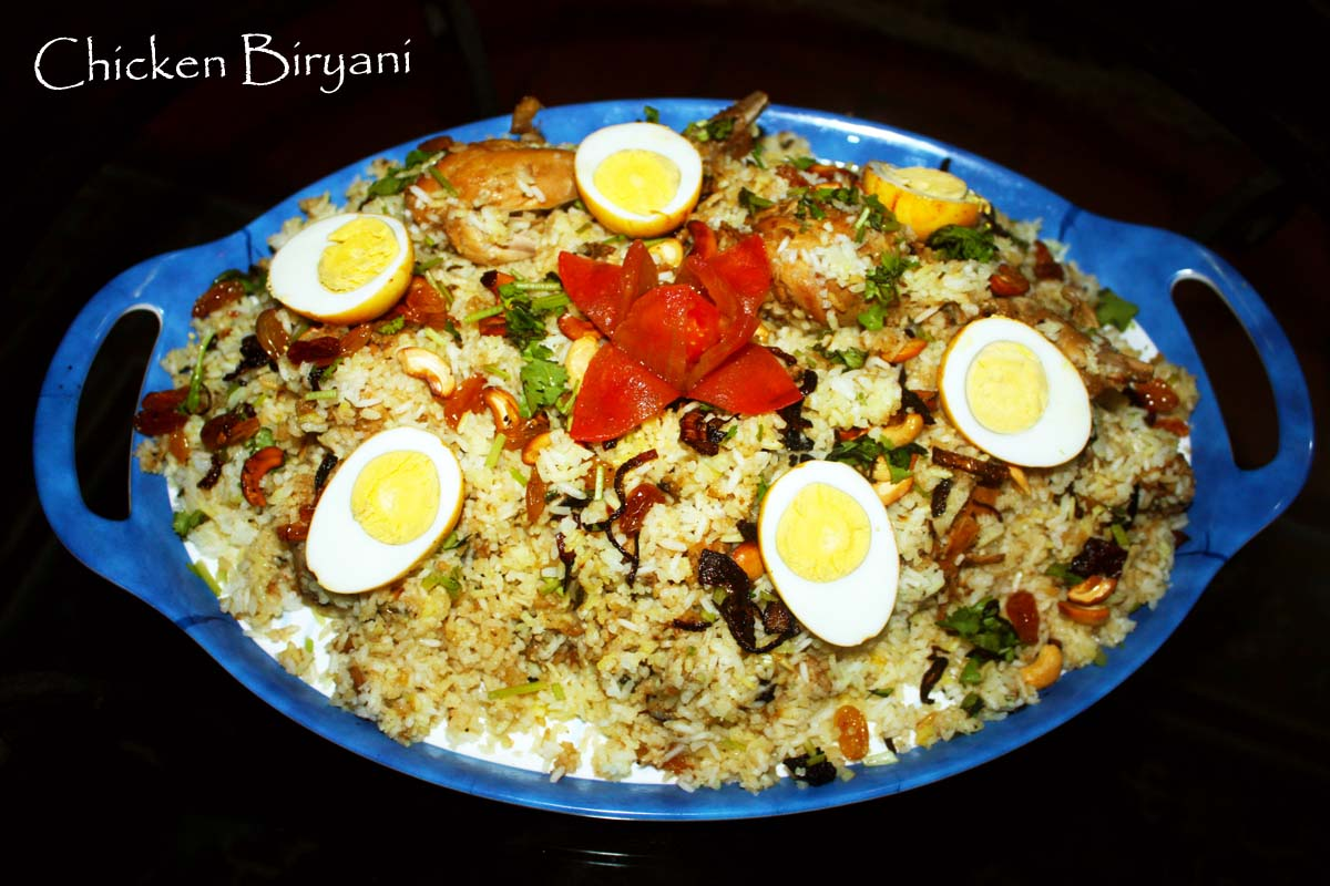 Chicken Biryani | Girl Friends Cooking Club