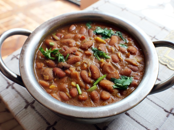 Rajma ~ Red Kidney Bean Curry | Girl Friends Cooking Club