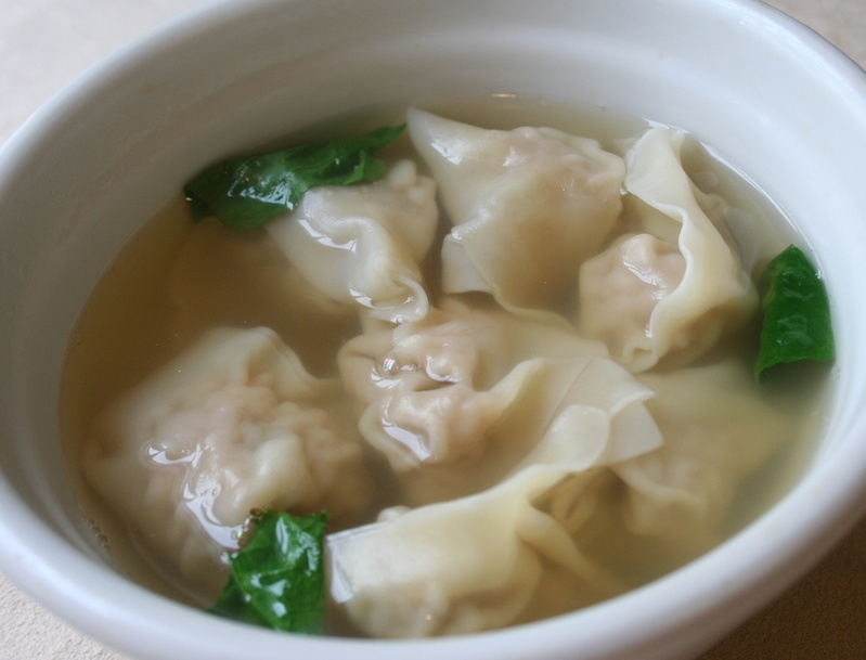 Asian Wonton Soup 40