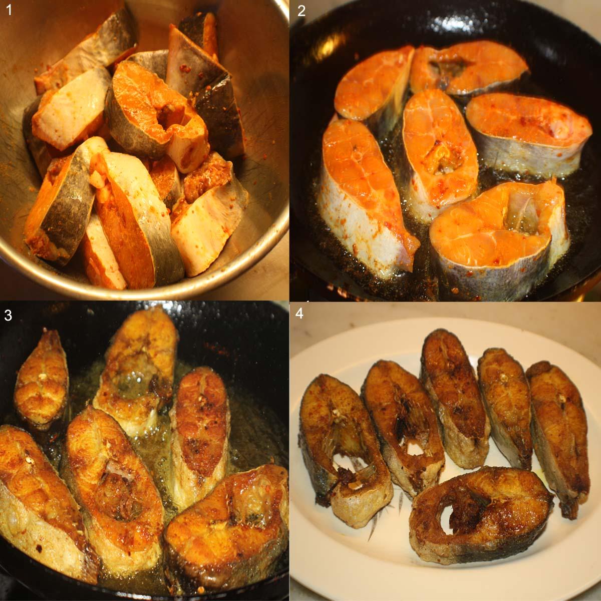 Sri Lankan Style Fish Curry ( With Tamarind & Coconut Milk) | Girl