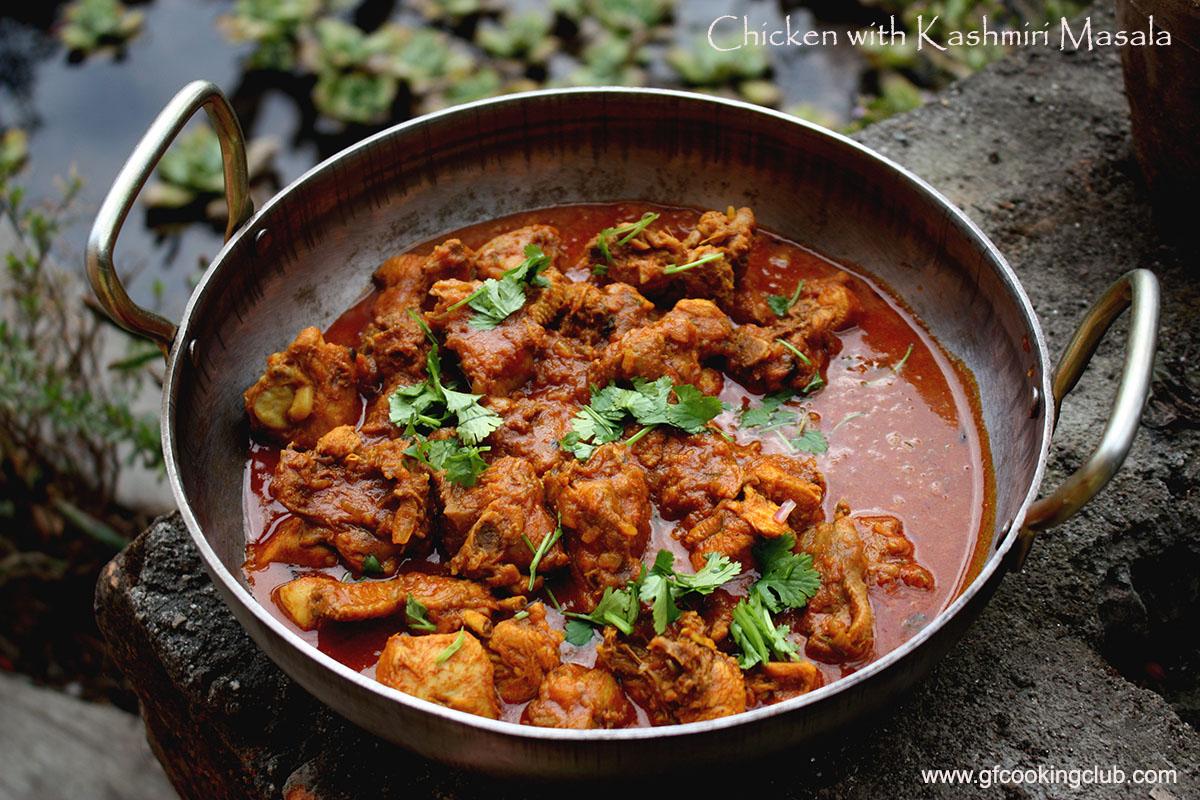 Kashmiri Chicken Recipes — Dishmaps