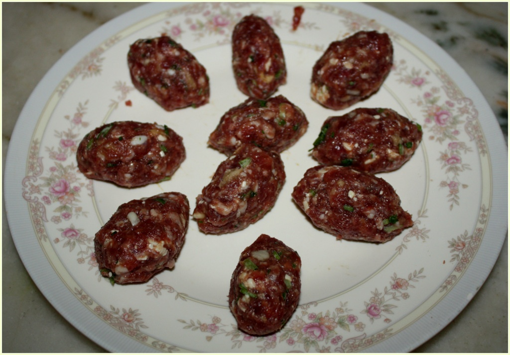 Mince Meat Balls