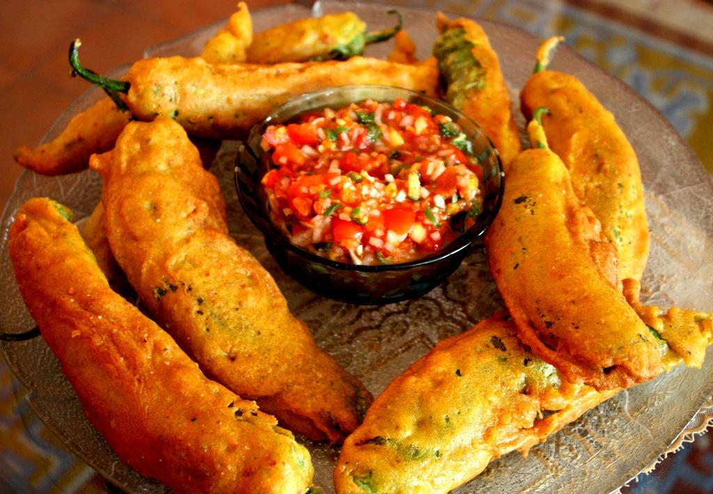 Yummy Chilli Baji