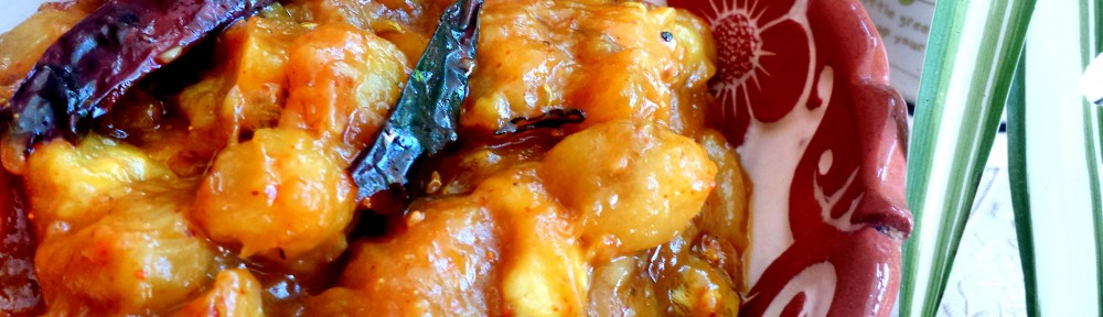 Sweet and Sour Hog Plum Pickle
